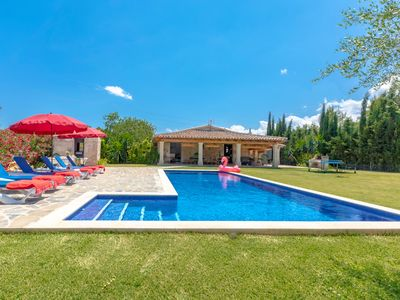 Photo for Villa with private pool suitable for the disabled people