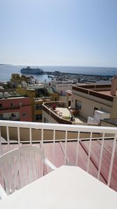 Photo for Two bedroom penthouse with sea views-Christians 5