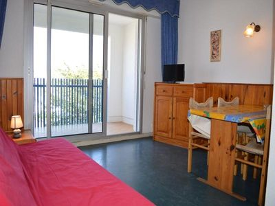 Photo for Apartment Capbreton, studio flat, 4 persons