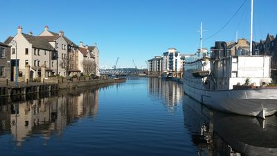Photo for Leith is an ideal location for easy, quick access to all the sights of Edinburgh