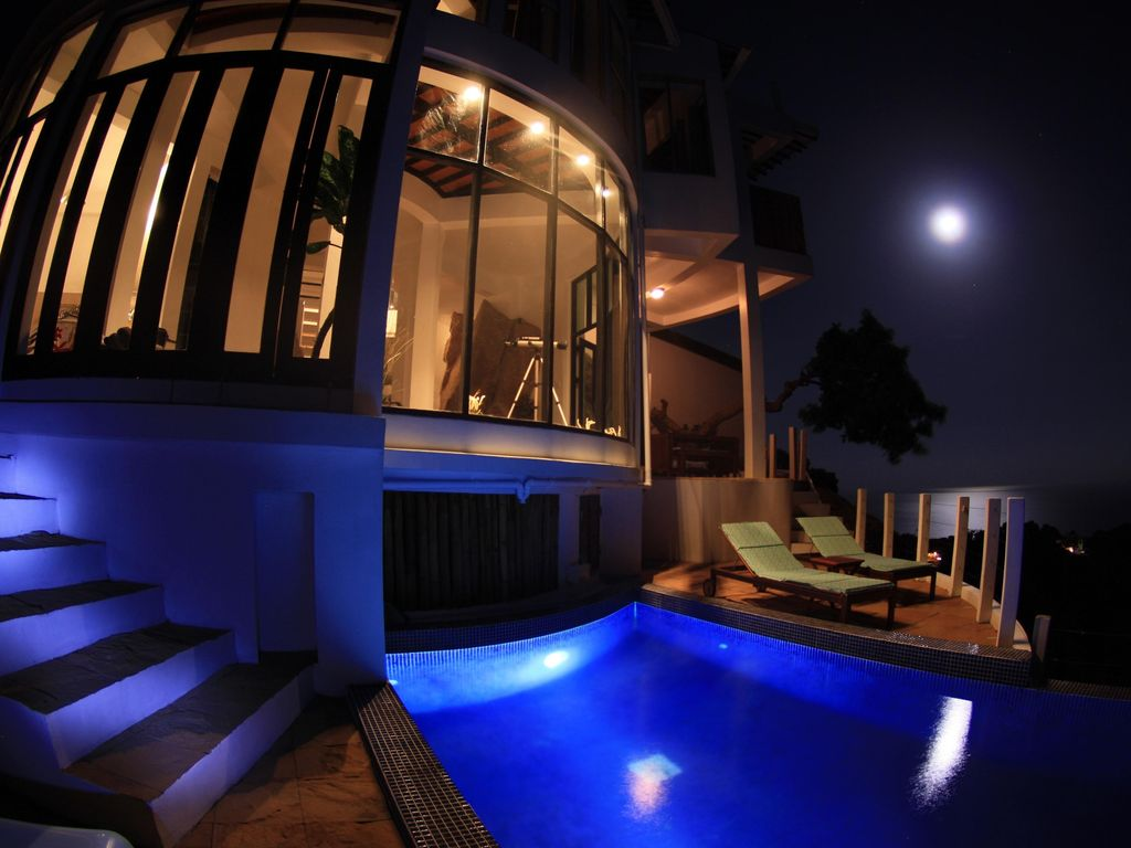 Top Of The Rock Pool Villa Koh Tao 3br Homeaway