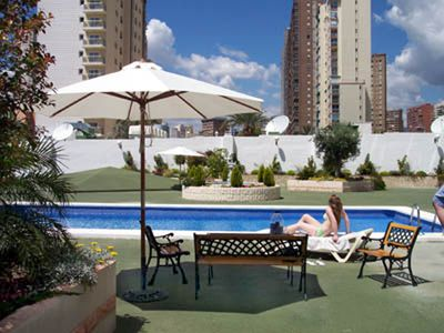 Photo for Family apartment at the Levante Beach, Benidorm