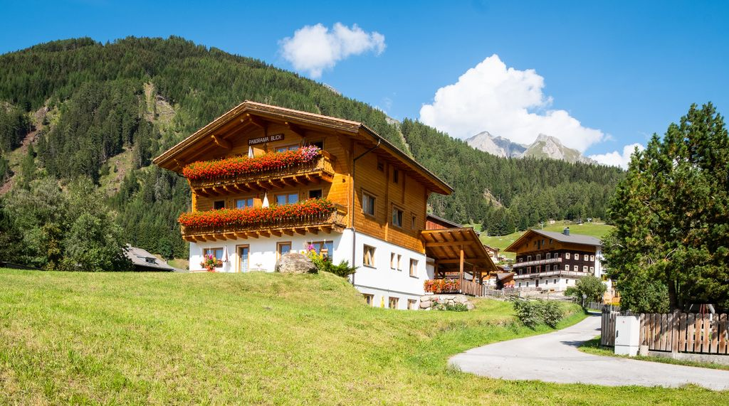 Apartment with panoramic views in the Nationlapark Hohe Tauern - Kals am  Großglockner