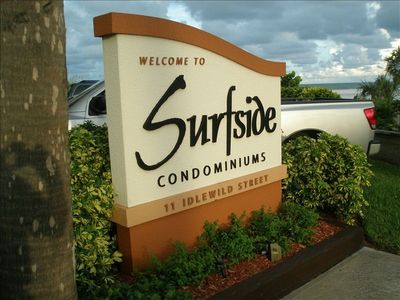 Surfside. 20 units.  Not to large, not too small. Under building parking