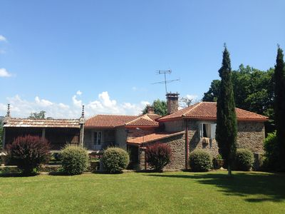 Photo for Beautiful country house in the heart of Galicia.   28km from Santiago