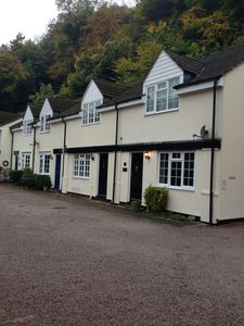 Photo for A terraced mews cottage close to the banks of the River Wye with beautiful views