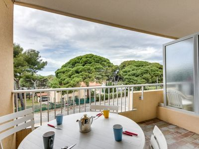 Photo for 1BR Apartment Vacation Rental in Hyères, Var