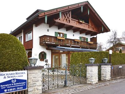 Photo for 1BR Apartment Vacation Rental in Garmisch-Partenkirchen, Bayern