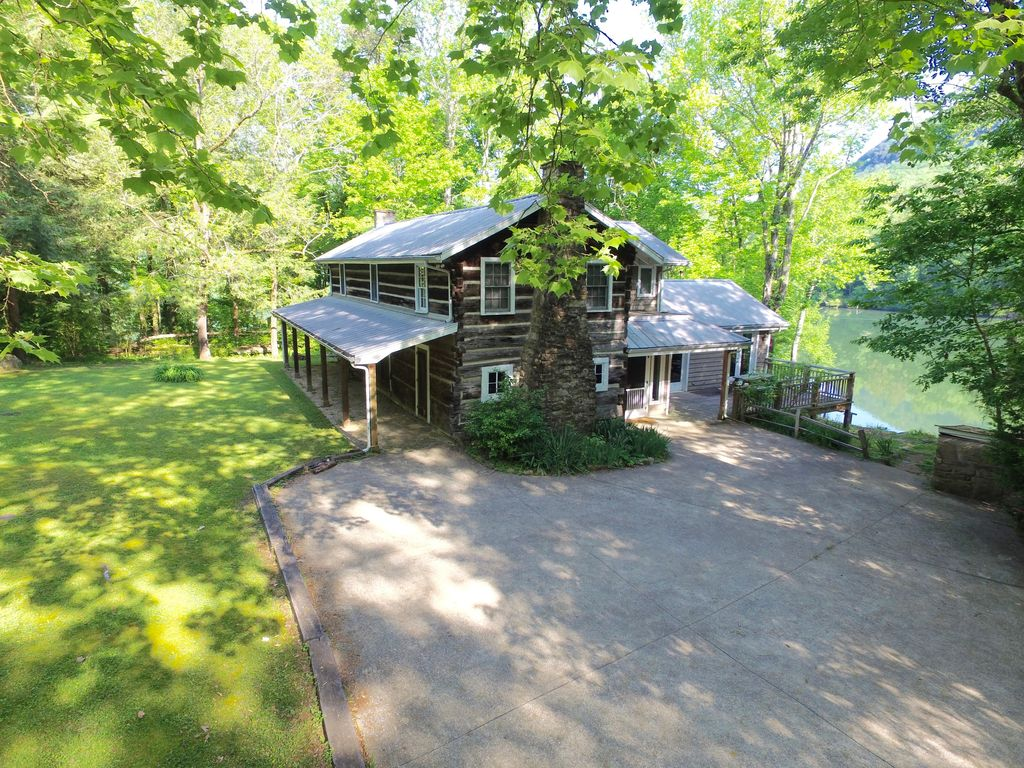 chattanooga vacation rentals pot point cabin 12 miles to