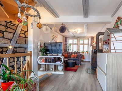 Photo for Feel-good apartment (87m ², individual monument) in the middle of the old town of Quedlinburg