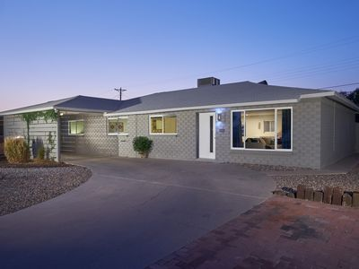Photo for Fully Remodeled 4 Bedroom with a Pool, Close to Stadium and Old Town Scottsdale