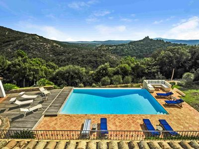 Photo for Magnificent 5 bedroom House in Grimaud (Q8957)