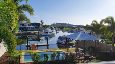 Photo for ❤ Charlie's Retreat - Waterfront,Pool & Boat Jetty ❤