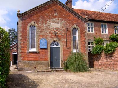 Photo for THE METHODIST CHAPEL, pet friendly in Whiteparish , Ref 16337