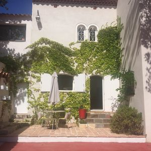 Photo for Nice T3 in a protected property with large garden and terrace! Sun!