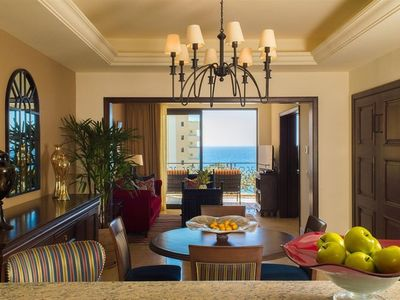 Photo for Luxury One Bedroom (sleeps 4) Master Suite at Grand Solmar Land's End