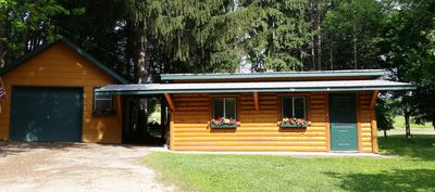 Photo for Summer Weeks/Weekends Available! Fishing Lodge w/Lake Access - 2 Bedroom/1 Bath