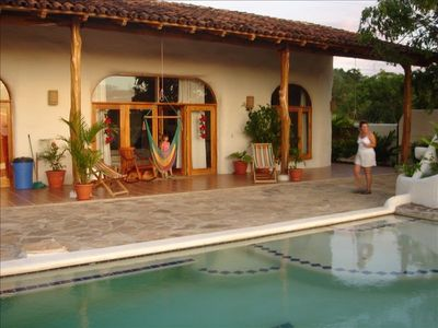 Photo for 2BR House Vacation Rental in San Juan Del Sur