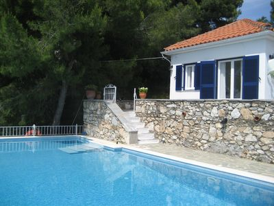 Photo for 3BR Villa Vacation Rental in Skiathos, Thessaly