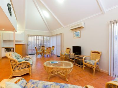 Photo for Osprey Holiday Village Unit 109 - Spacious fully self contained apartment sleeps 7