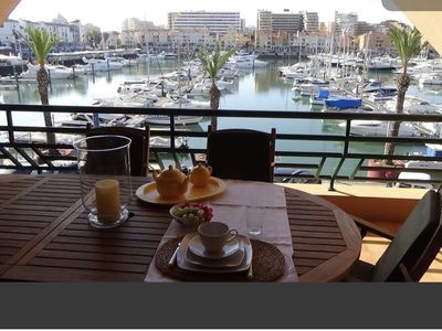 Photo for HEC Beach Apartment Marina Vilamoura