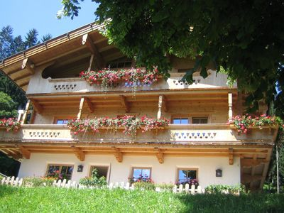 Photo for Spacious Apartment with Mountain View in Brixen im Thale