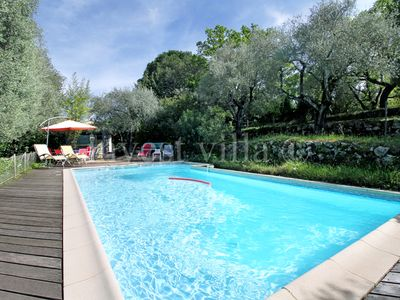 Photo for 3 bedroom Villa, sleeps 6 in Grasse with Pool and WiFi