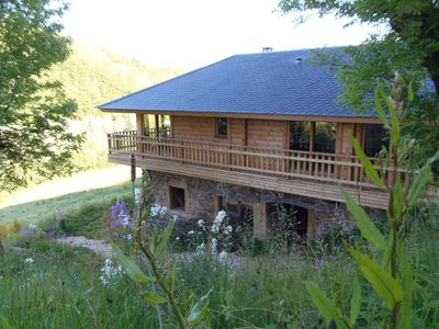 Photo for WOODEN CHALET FULL NATURE 6 PLACES