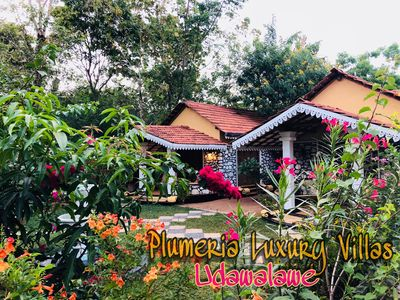 Photo for 2 bedroom private luxury villa for nature lovers