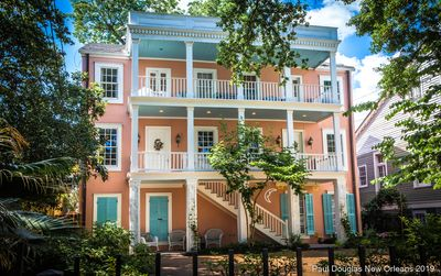 Photo for Prime Location, Gorgeous Garden District Home, Super safe, Gated parking