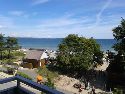 Photo for STR126, - 2.5 room apartment - SEEBLICK - Haus an der Strandallee 126 - lake view