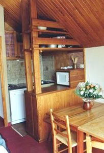Photo for Homerez last minute deal - Apartment - 500 m from the slopes