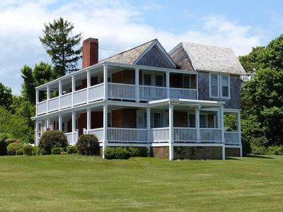 Photo for Shelter Island Waterfront Home