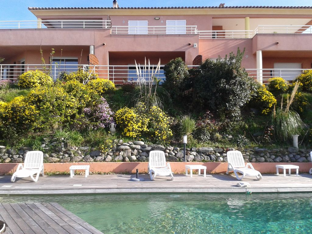 location vacances maison saint florent un coin de paradis