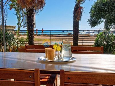 Photo for Apartment 1405/13252 (Istria - Peroj), Beach front accommodation, 30m from the beach