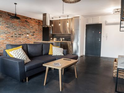 Photo for Apartment in Wroclaw Kleczkowska 49/35 | Air-conditioning, TV, Balcony