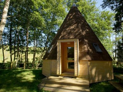 Photo for unusual lodgings in the heart of nature Hut 1