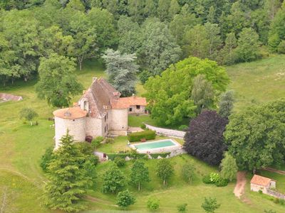 Photo for Beautiful and Quiet 9th century Castle in the heart of Perigord - Dordogne