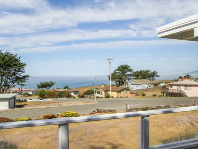 Photo for New Listing! Gorgeous home with ocean views and a spacious yard