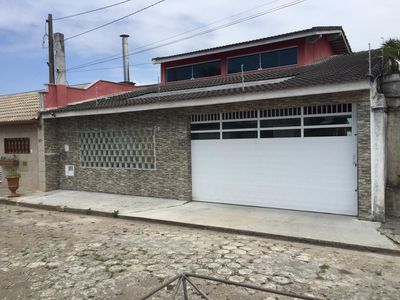 Photo for Beautiful house with pool, near beautiful beaches and near the center of Caraguá