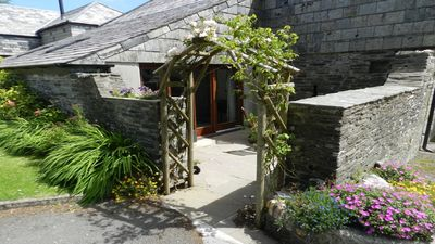 Photo for Ta Mill luxury cottages, The Dairy Cottage