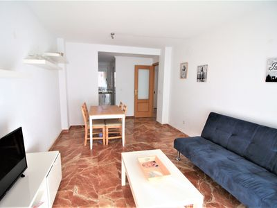 Photo for A822 - Lovely  and new apartment in Cala de Finestrat close to the Hotel Bali