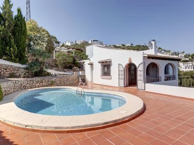 Photo for Monte Pego Holiday Home, Sleeps 6 with Pool and Free WiFi