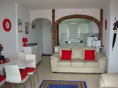 Photo for Casa Fads - Large Apartment with Sea Views with Free Wifi & Air Conditioning