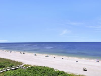 Photo for Charming beachfront condo w/ heated pool, hot tub & mesmerizing ocean views