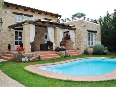 Photo for Rock House's Villa Rhapsody  (2 Bedrooms, Sleeps 4) with private garden and pool