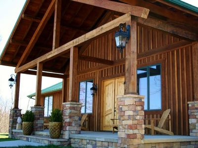 Beautiful Lodge with spectacular views in Western Kentucky