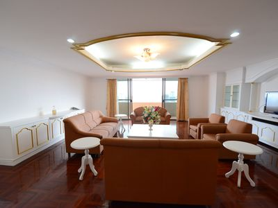 Photo for 3BR Apartment Vacation Rental in Bangkok