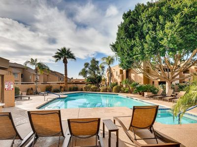 Photo for SCOTTSDALE GETAWAY! Mins to Old Town 2BR/2BA CONDO