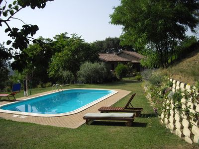 Photo for VILLA in Relax EXCLUSIVE USE Pool - Park - Ideal for Families -